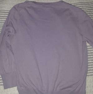 Jcrew Lavendar Sweater